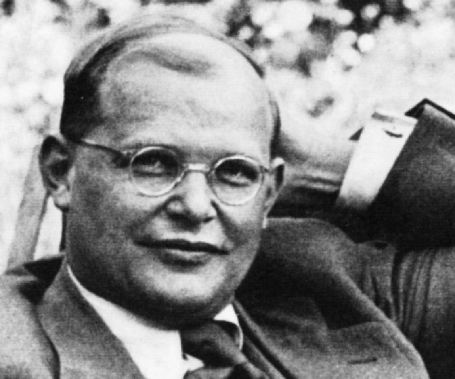 Lesson 8: Final Thoughts on Bonhoeffer