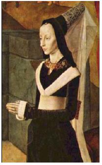 Portinari's wife