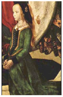 Portinari's daughter