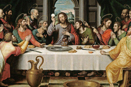 A Sermon for Maundy Thursday