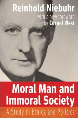 Moral Man, Immoral Society