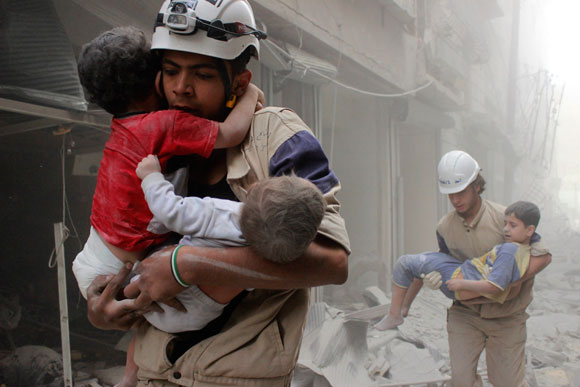 Saving lives from rubble