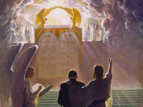 The Heavenly Court Scene of Revelation 4-5
