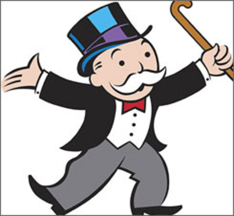 Monopoly character