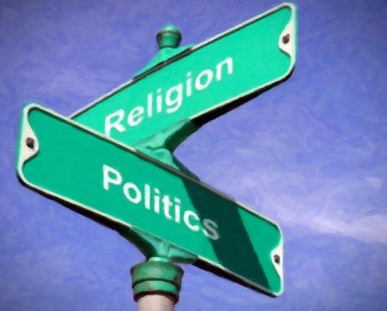 The crossroads of Religion and Politics