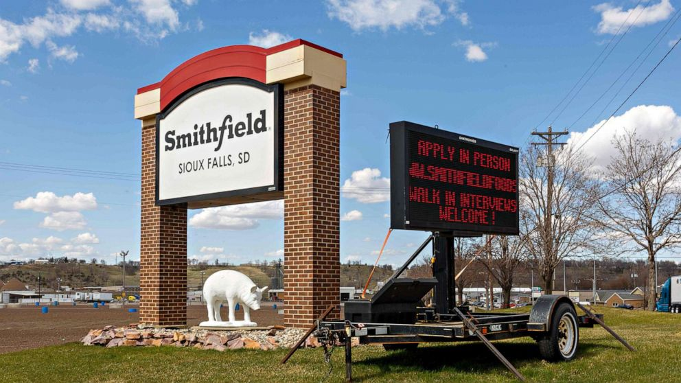 Smithfield Foods closure